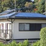 太陽光発電システム:筑紫野市:F様邸
